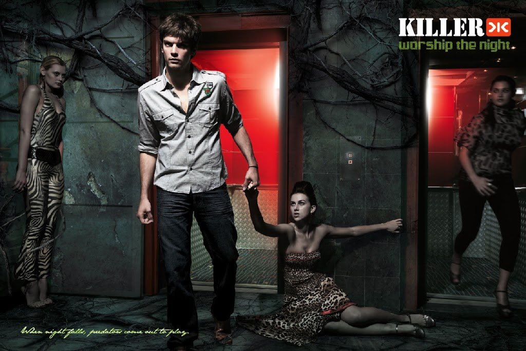 Killer Jeans Elevator Top 27 Creative Elevator Advertisements