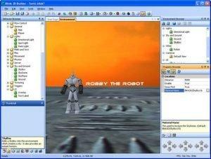 Blink 3D Free 3D Modeling Apps