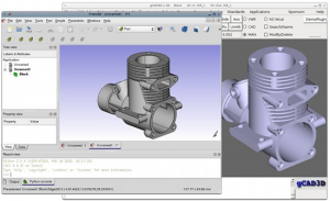 Free 3D Modeling Apps - FreeCAD